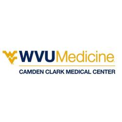 WVU Medicine Camden Clark logo