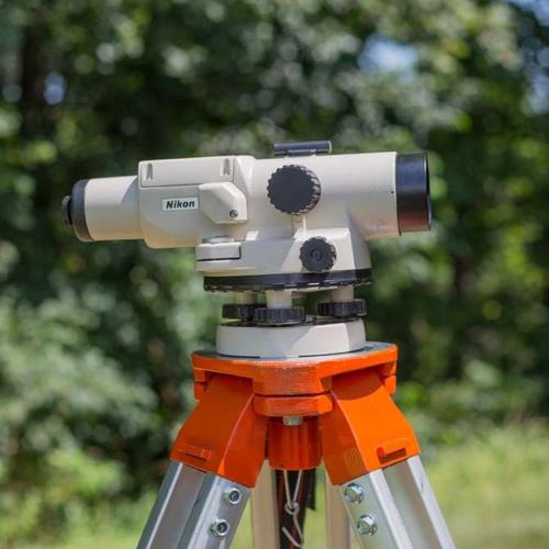 Nikon Automatic Level surveying laser